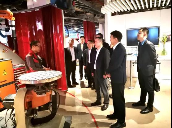 【保集控股】 保集控股&浙商银行上海分行银企合作交流会
